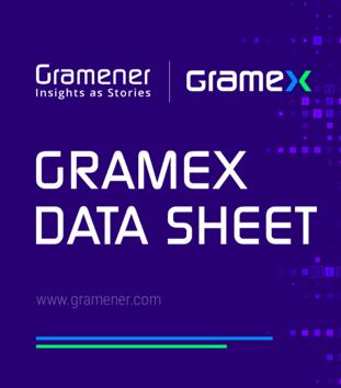 gramex data sheet